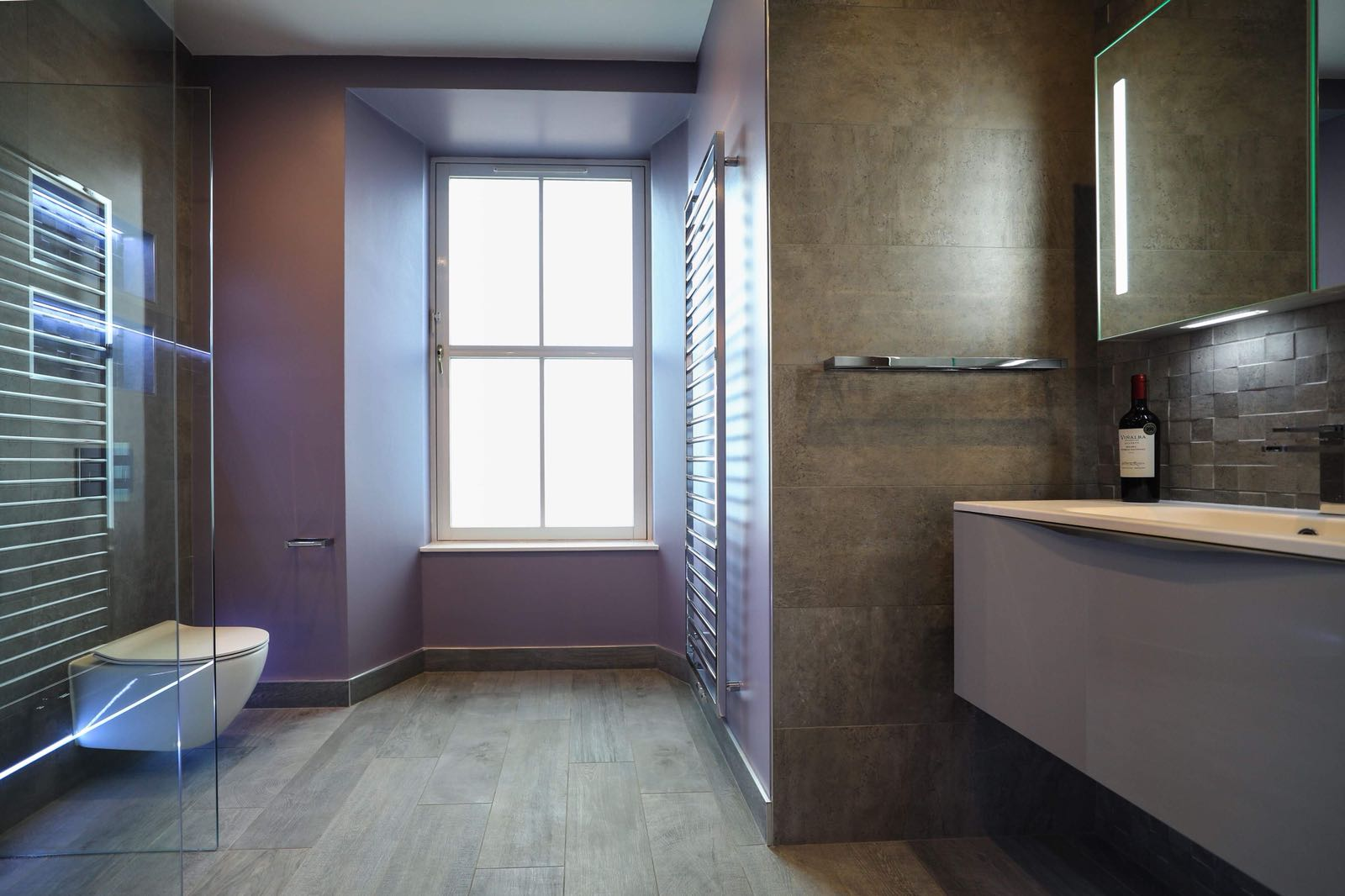 Modern Bathroom Design Edinburgh