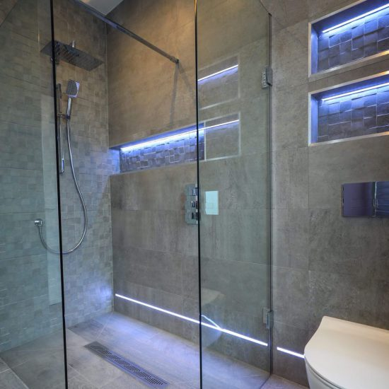 Shower Wet Room Edinburgh Installation