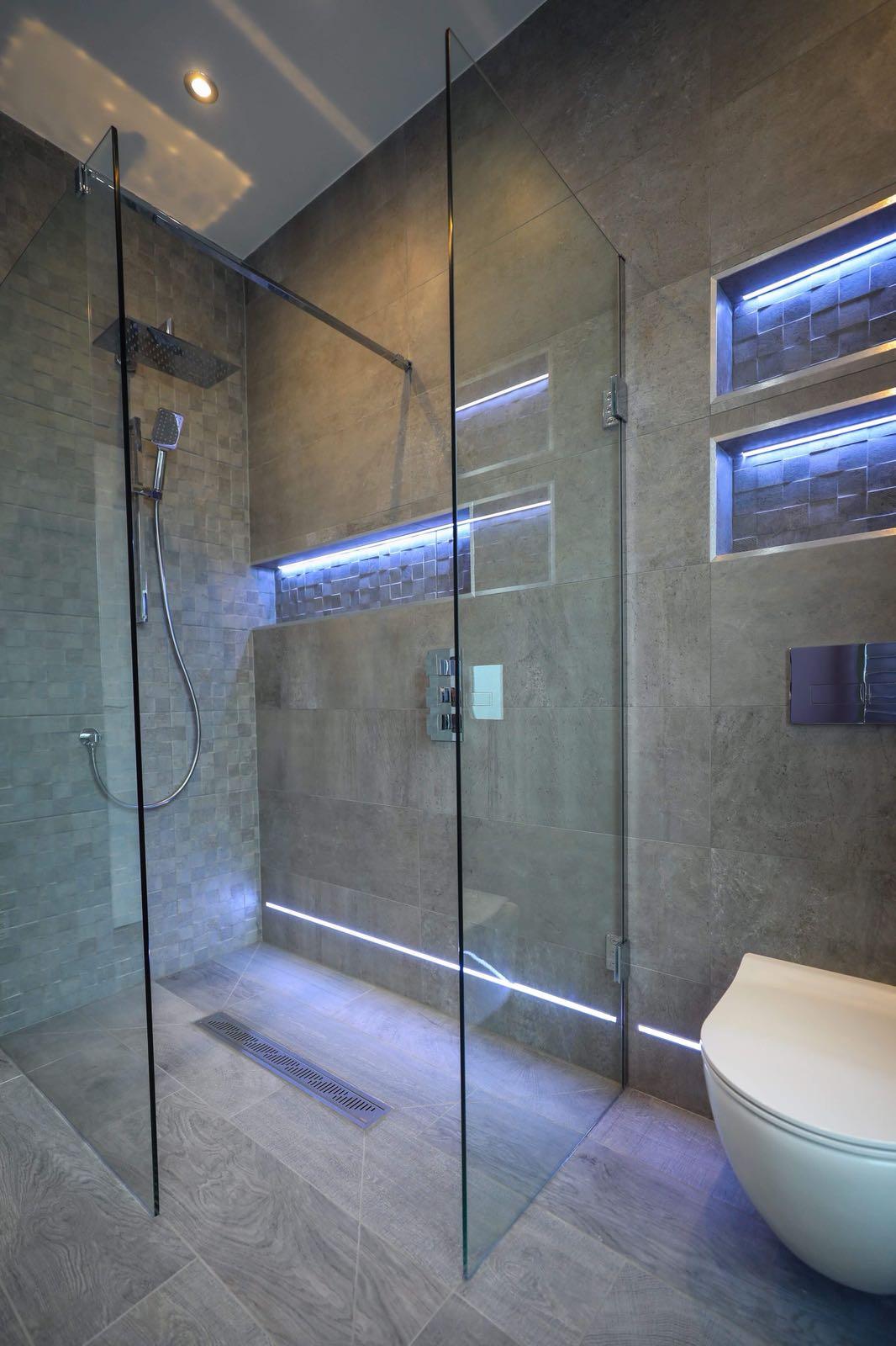 Shower Wet Room Edinburgh Installation