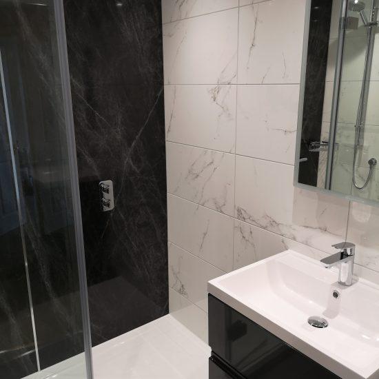 Craigleith View North Berwick Bathroom Design Install