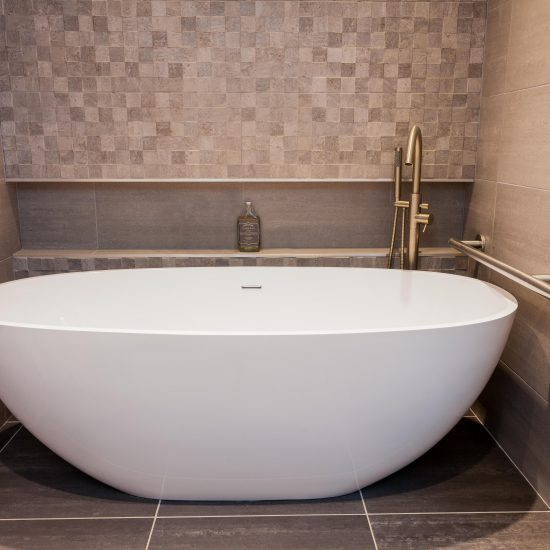 Hope Terrace Edinburgh Bathroom Design Installation