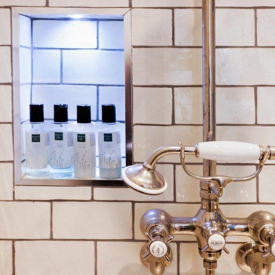East Claremont Street Shower Bathroom Design Installation